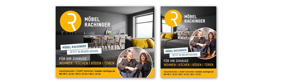 MÖBEL RACHINGER Möbelhaus und Schreinerei