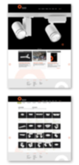 Moderne Website für RUCO