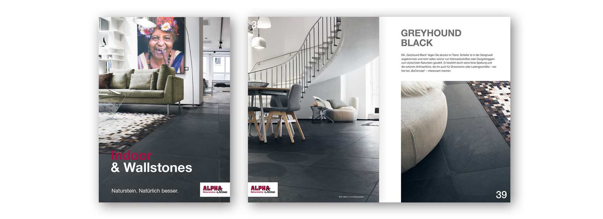 ALPHASTONE INDOOR KATALOG