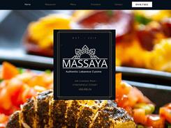 Massaya Website