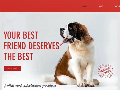 Website for 3 Saints Company USA