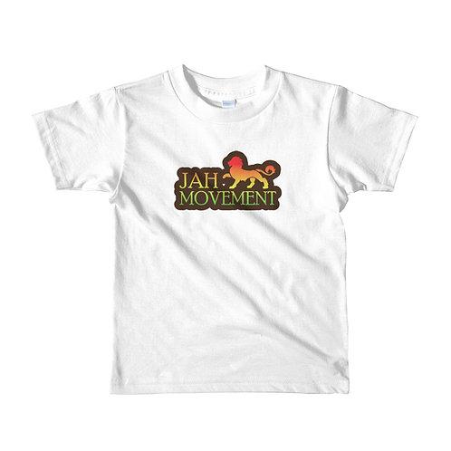 Short sleeve kids t-shirt (2-6yrs)