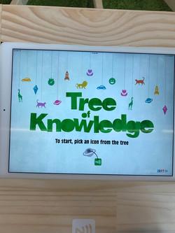 Tree of Knowledge: Intro Screen