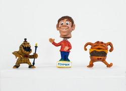 Fishman Bobblehead and Figures