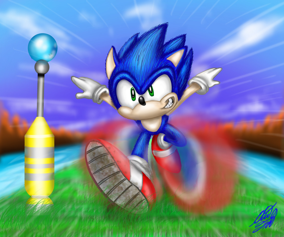 Sonic the Hedgehog (2017)