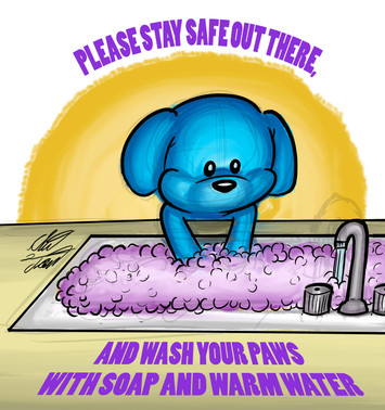 Pup Moments: Washing Your Paws (2020)