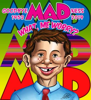 Goodbye MADness (2019)