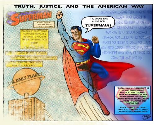 Superman Tribute (2016)