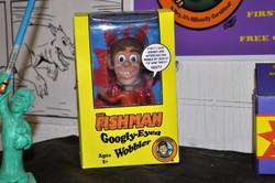 Fishman Googly-Eyed Wobbler