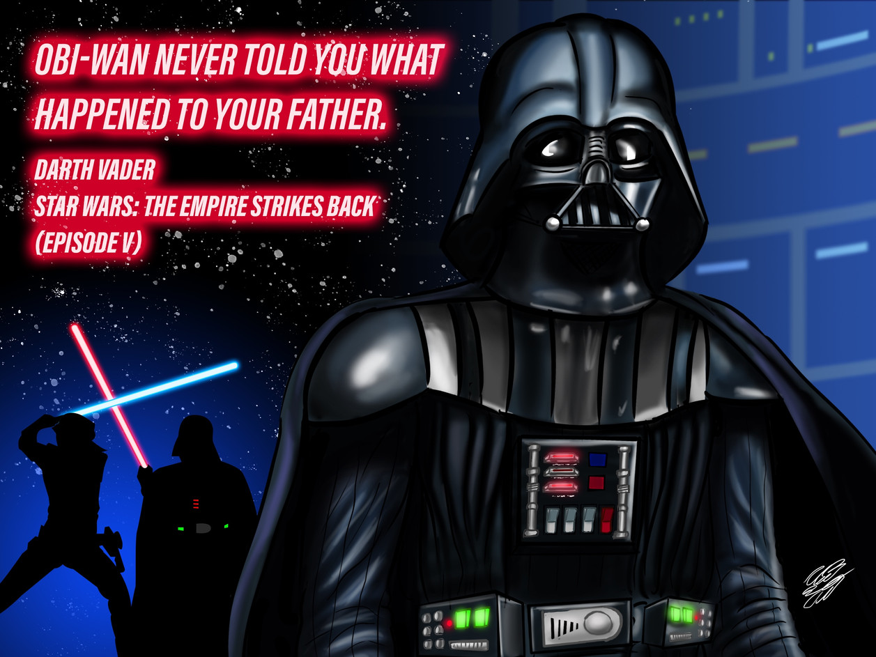Empire Strikes Back 40th Anniversary - Darth Vader (May 2020)
