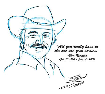 R.I.P. Burt Reynolds (2018)