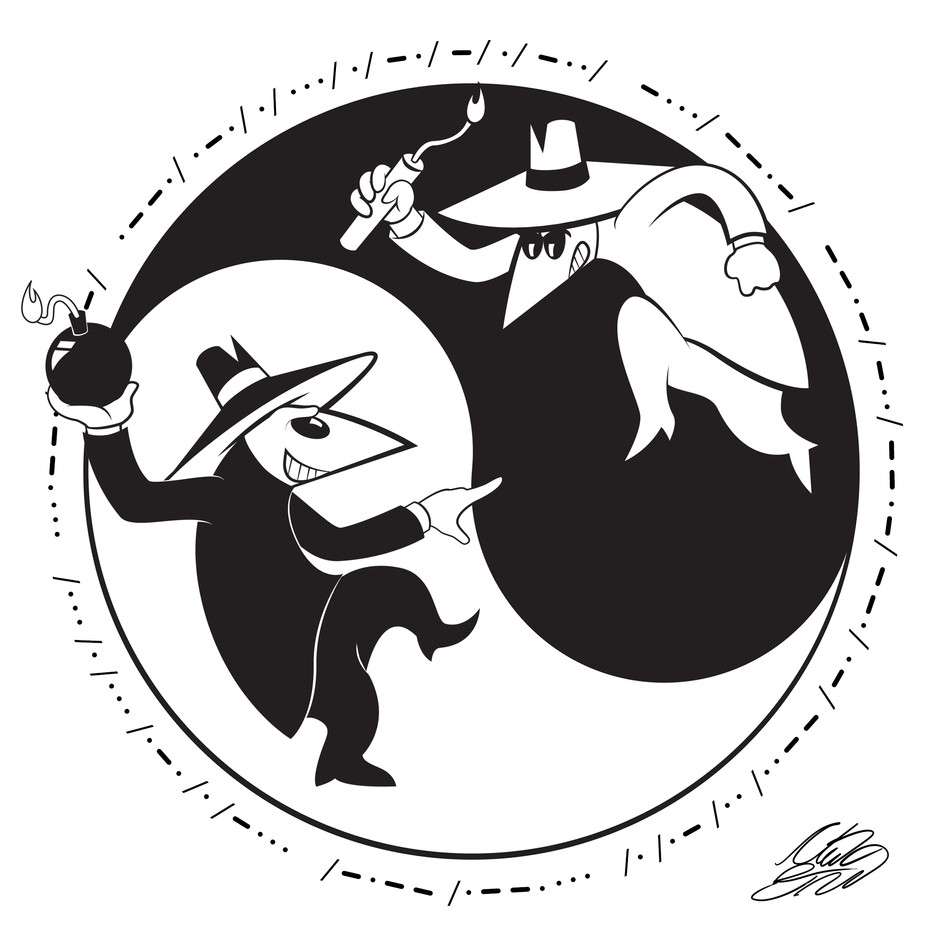 Spy vs Spy - Yin & Yang (2019)