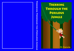 Trekking Through The Perilous Jungle - Book Cover (Out of the Box - Upstart 2016_ Festival of Innova