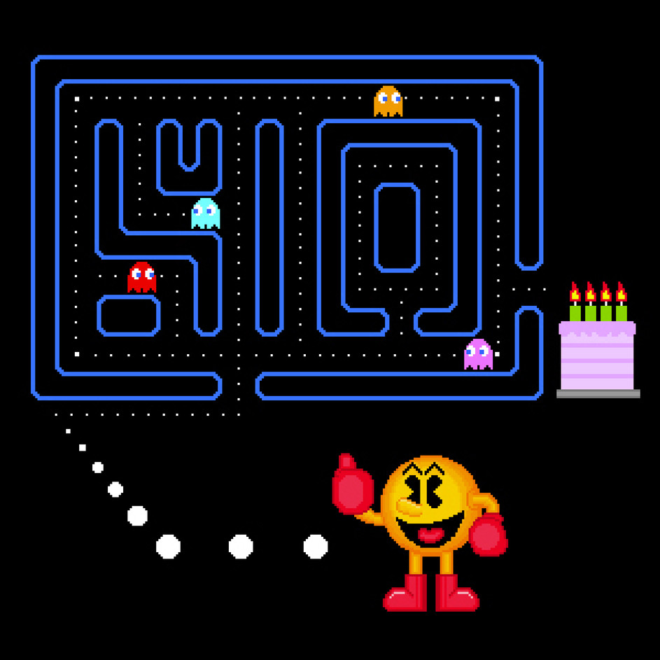 Pac-Man 40th Anniversary (May 2020)