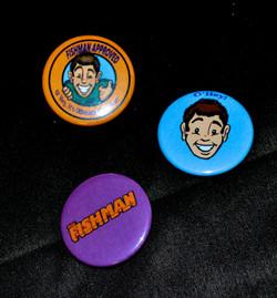 Fishman Buttons