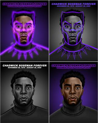 Chadwick Boseman Forever (September 2020