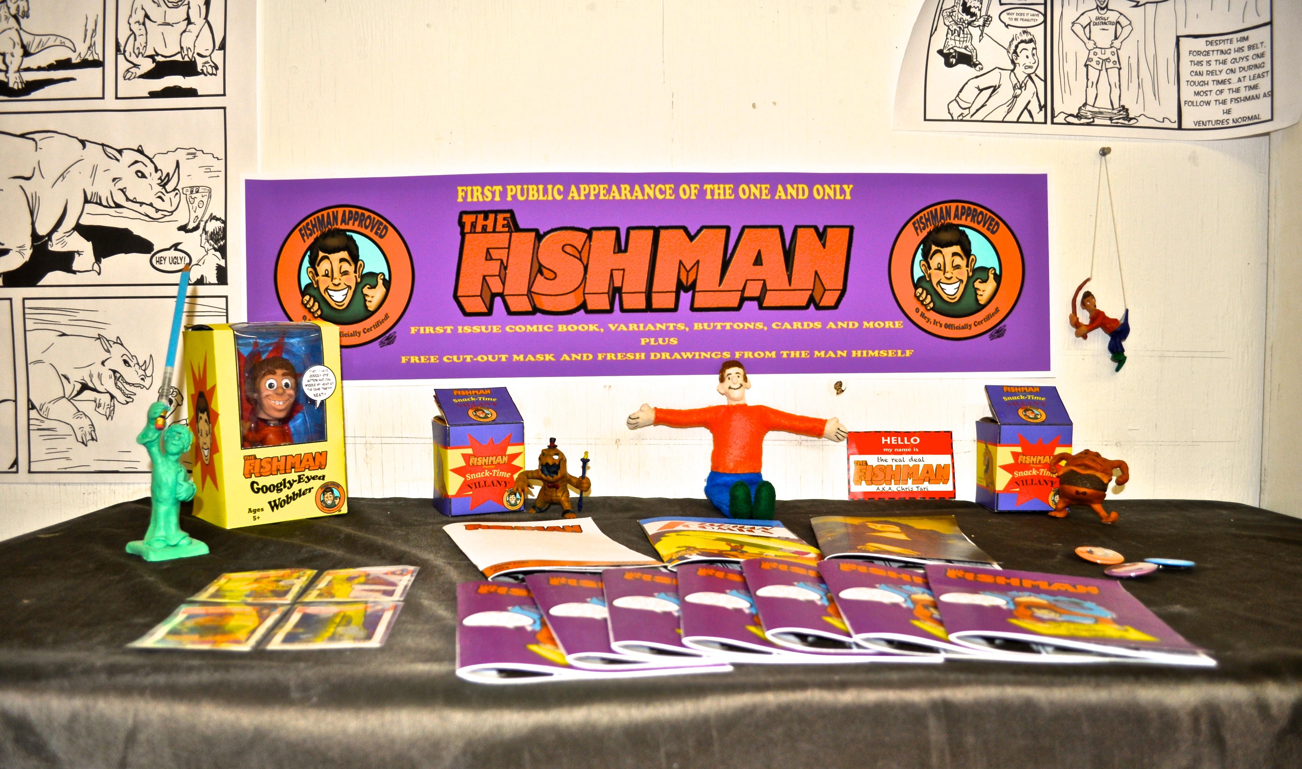 Fishman Display (Version 2)