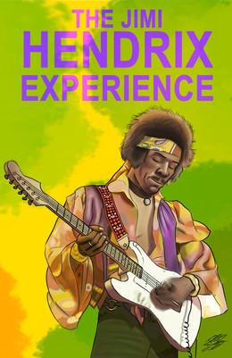 Jimi Hendrix: A Rockin' Psychedelic Tribute (June 2020)