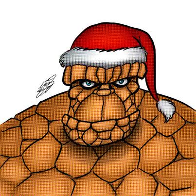 A Christmas Thing (Dec. 12th, 2020)