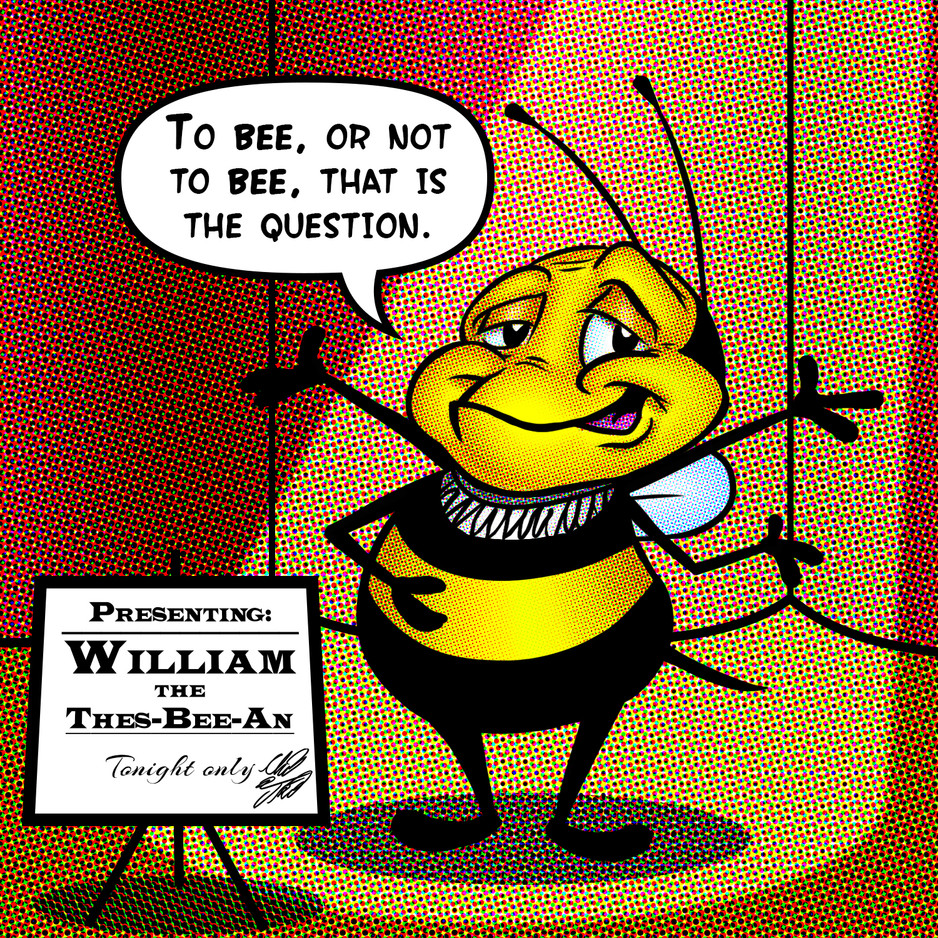 William the Thes-bee-an (August 2020)