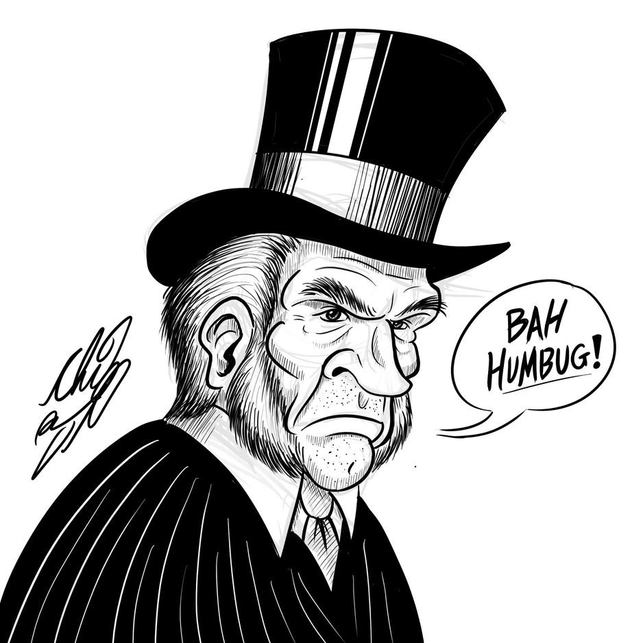 Scrooge (Dec. 17th, 2020)
