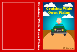Cruising Wide Open Plains - Book Cover (Out of the Box - Upstart 2016_ Festival of Innovative Theatr