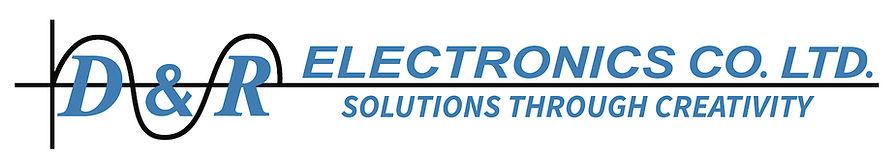 D&R Electronics Co. Ltd. Logo (2019)