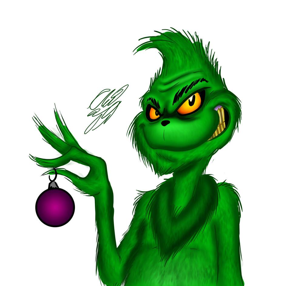 Grinch (Dec. 9th, 2020)