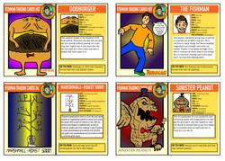 Fishman Trading Cards