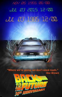 Back To The Future 30th Anniversary Tribute (2015)