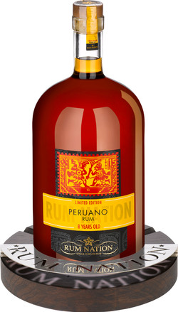 packaging rum nation