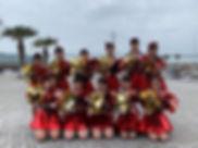 ファイティングガールズダンスチーム.JPG