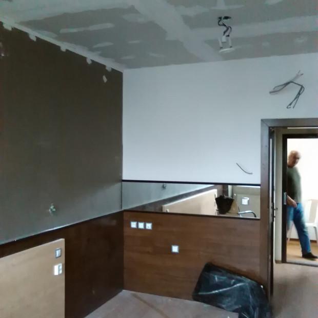 Rekonštrukcie izieb Hotel Centrum Košice