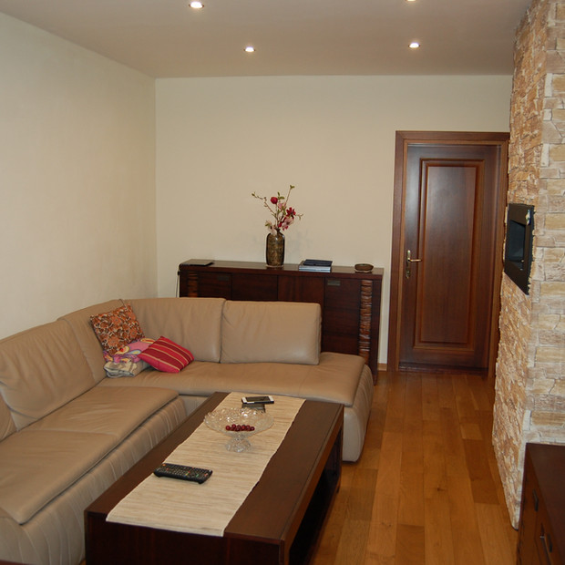 Rekonštrukcia 4-izbový byt