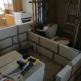 Rekonštrukcia bytového jadra