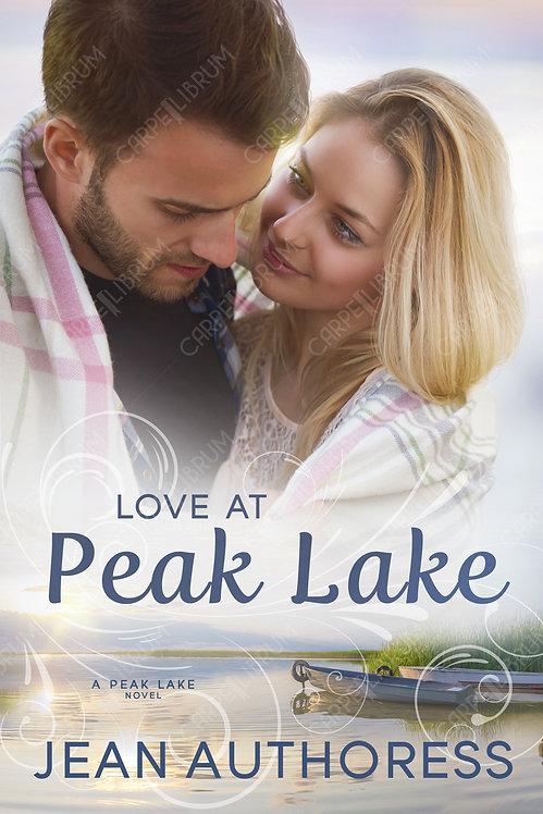 Love at Peak Lake