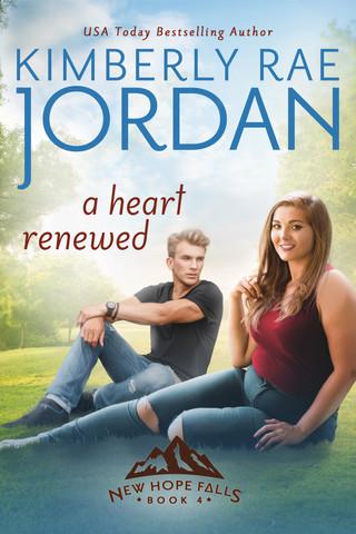 Kimberly Rae Jordan - A Heart Renewed