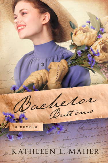 Kathleen L. Maher - Bachelor Buttons