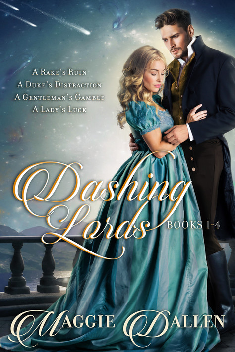 Maggie Dallen - Dashing Lords Collection