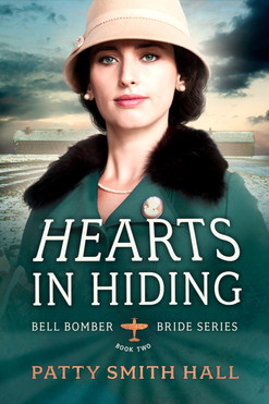 Patty Smith Hall - Bell Bomber Bride Series - Hearts In Hiding