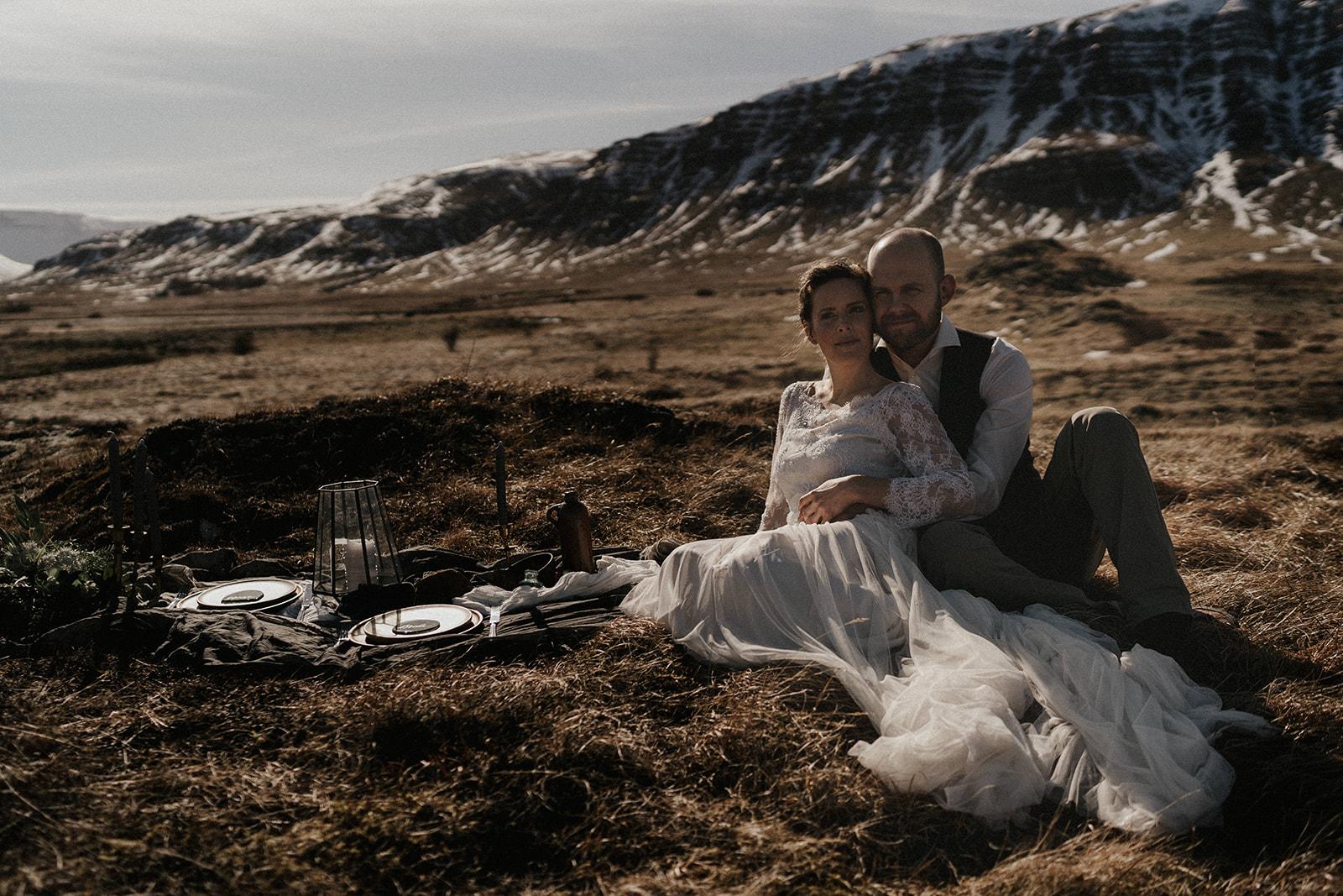 Makeup artist Iceland wedding bridal