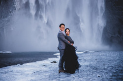 Bridal hair and makeup Iceland