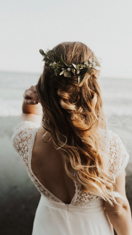 bridal wedding hair stylist iceland