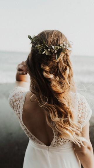 bridal wedding hair stylist iceland