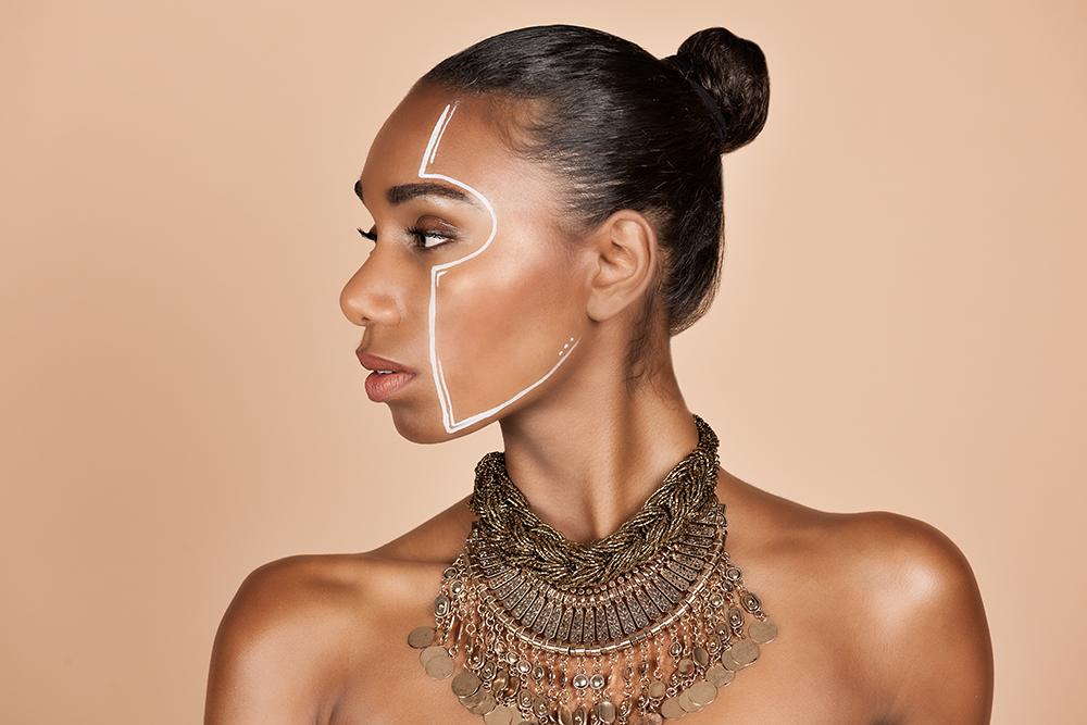 Inca makeup
