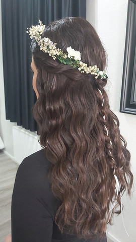 bridal hair and makeup iceland
