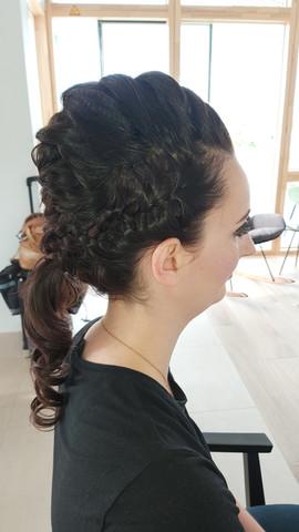 bridal hair iceland