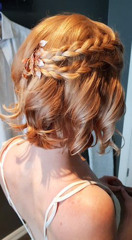 Makeup artist hairstyling Iceland