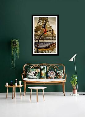 Framed Prints Paris Home Decor.png
