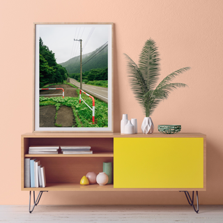 Framed Prints by Pablo Saccinto